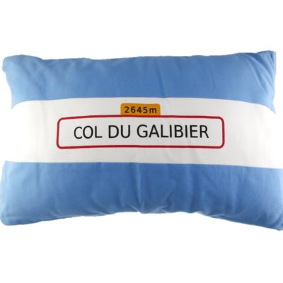 RSY - Coussin Col du galibier