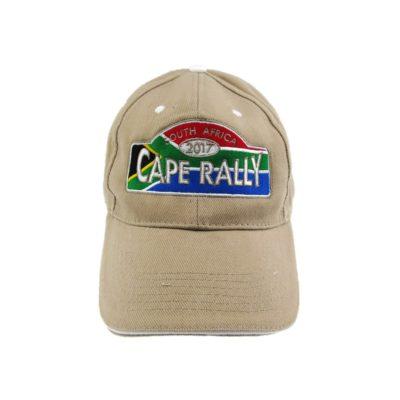 RSY - Casquette Cape Rally 2017